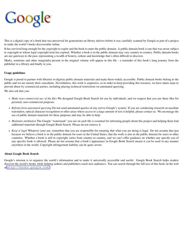 Washington Institute of Medicine , Thomas Lathrop Stedman, Joseph Meredith Toner Collection (Library of Congress) George Frederick Shrady - Medical Record