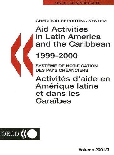 Download Creditor Reporting System: Aid Activities in Latin America And the Caribbean-development Assistance Committee (Creditor Reporting System: Aid Activities in Latin America and the Caribbean)