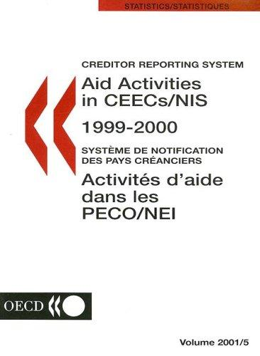Creditor Reporting System: Aid Activities in Ceecs/nis Development Assistance Committee (Creditor Reporting System: Aid Activities in CEECs/NIS)