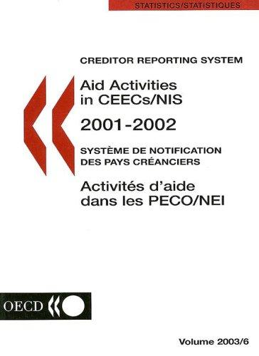 Creditor Reporting System: Aid Activities in Ceecs/nis Development Assistance Committee (Creditor Reporting System: Aid Activities in CEECs/NIS) by Organisation for Economic Co-Operation and Development