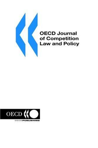 Download OECD Journal of Competition Law and Policy