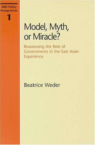 Download Model, Myth, or Miracle?
