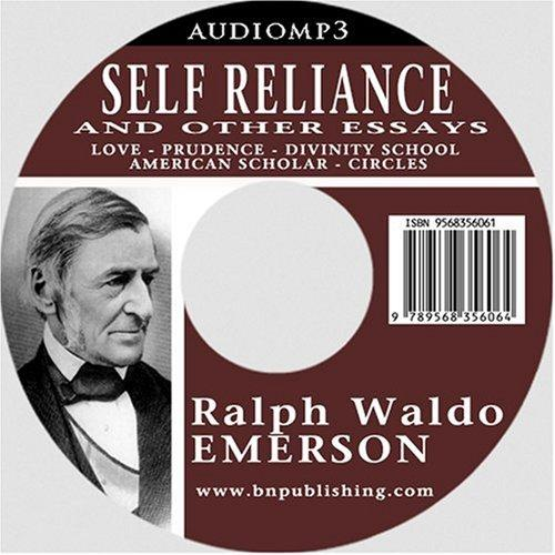 Download Self Reliance and Other Essays