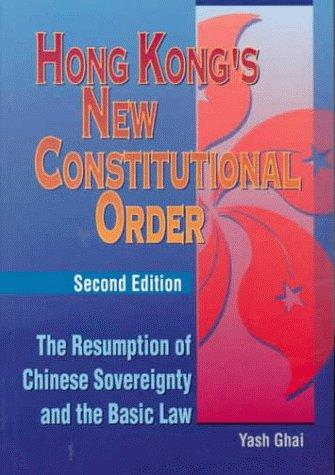 Download Hong Kong's new constitutional order