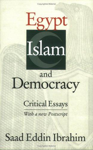 Download Egypt, Islam, and democracy
