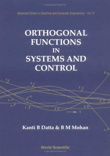 Orthogonal functions in systems and control (Open Library)