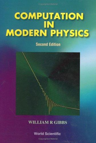 Download Computation in modern physics
