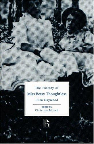Download The history of Miss Betsy Thoughtless