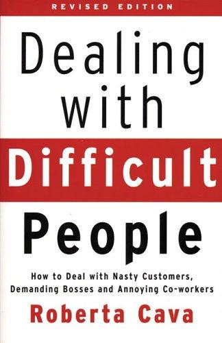 Download Dealing with difficult people