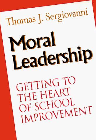 Download Moral leadership