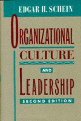 Download Organizational culture and leadership