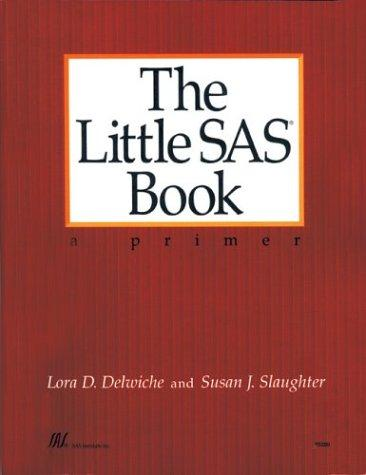Download The little SAS book