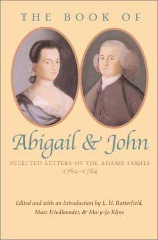 Download The book of Abigail and John