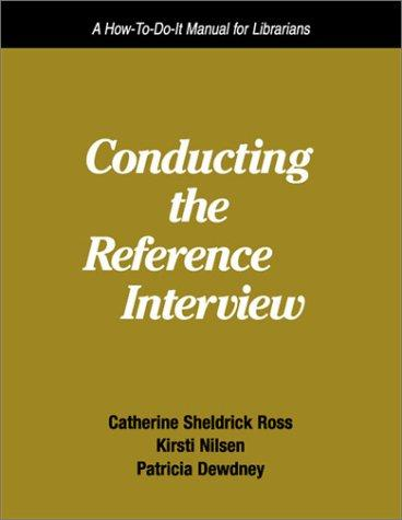 Download Conducting the reference interview