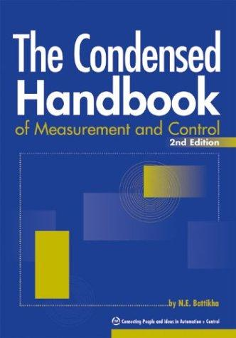 Download The condensed handbook of measurement and control