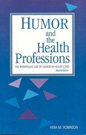 Download Humor and the Health Professions