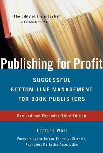 Download Publishing for Profit