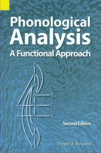 Download Phonological analysis