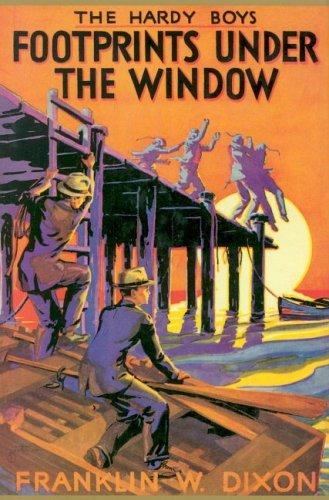 Download Footprints Under the Window (Hardy Boys, Book 12)