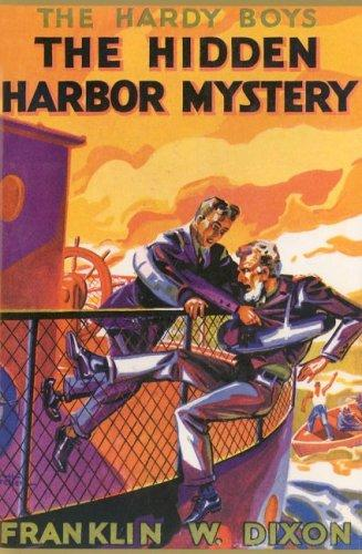 Download The Hidden Harbor Mystery (Hardy Boys, Book 14)