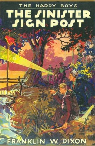 Download The Sinister Signpost (Hardy Boys, Book 15)