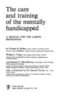 Download The care and training of the mentally handicapped