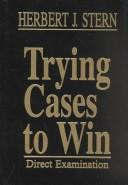 Download Trying cases to win