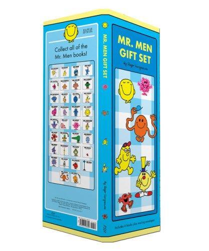 Mr. Men Gift Set