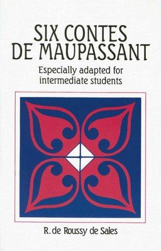 Download Six contes de Maupassant