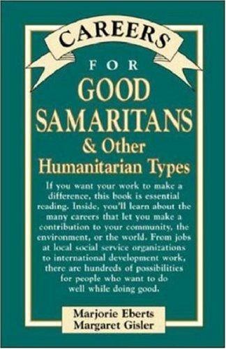 Download Careers for good samaritans & other humanitarian types