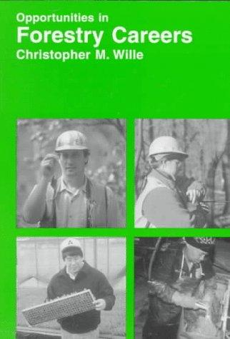 Download Opportunities in forestry careers