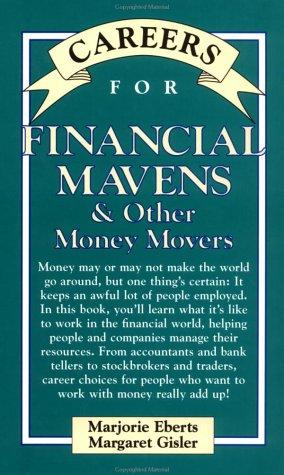 Careers for financial mavens & other money movers
