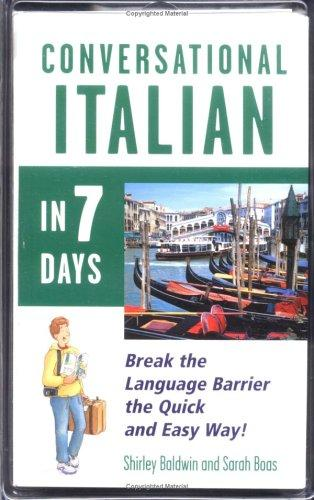 Download Conversational Italian in 7 Days
