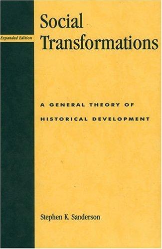 Social Transformations