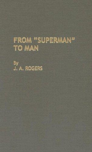 From Superman to Man