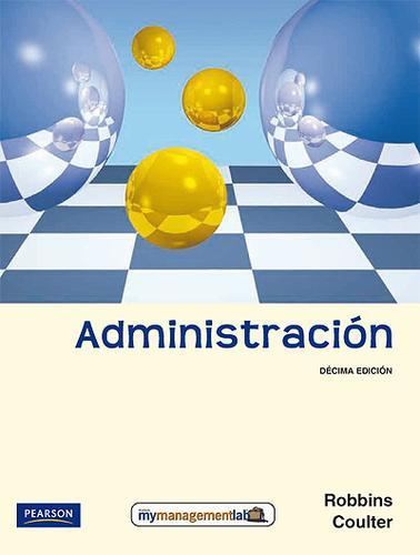 Libro de Administración por Robbins Coulter