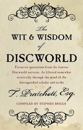 Download The Wit and Wisdom of Discworld