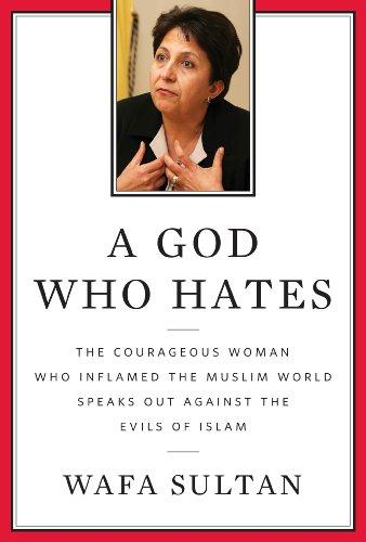 Thumbnail of A God Who Hates: The Courageous Woman Who Inflamed the Muslim World Speaks Out A