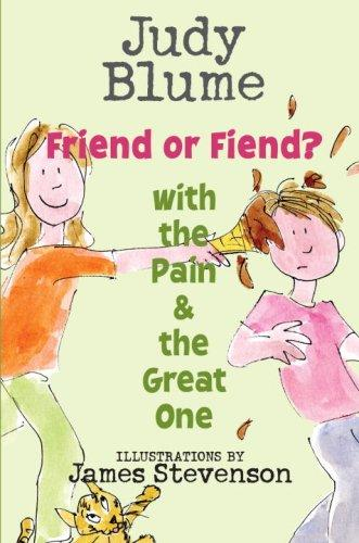 Download Friend or fiend? with the Pain and the Great One