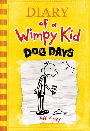 Diary of a wimpy kid 4