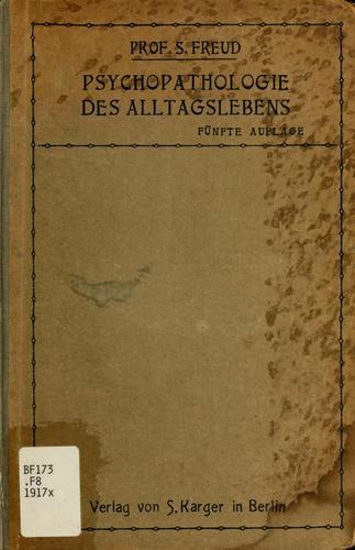 Download Zur Psychopathologie des Alltagslebens