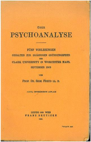 Download Über Psychoanalyse