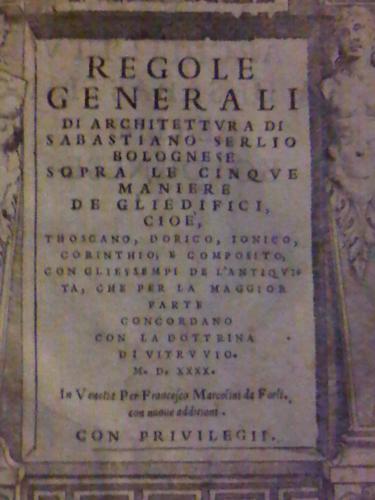 Il terzo libro, nel qval si figvrano, e descrivono le antiqvita di Roma