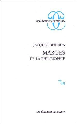 Download Marges de la philosophie.