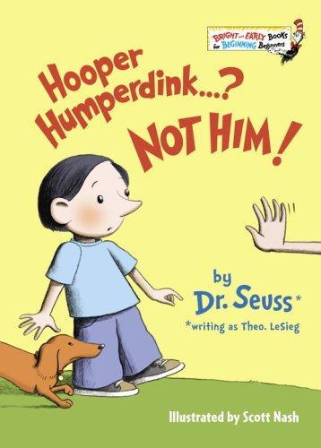 Hooper Humperdink–? Not him!
