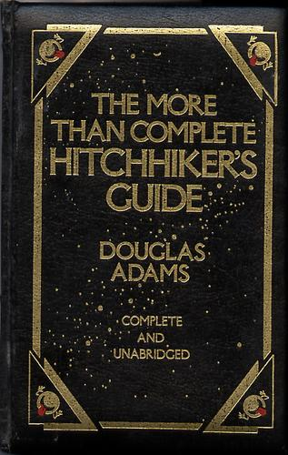 Download The more than complete hitchhiker's guide