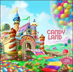 Free Printable Coloring Pages Candy Land - English Express