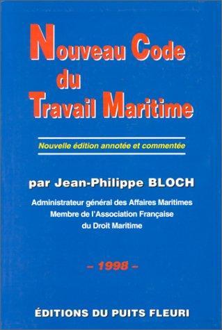 Download Nouveau code du travail maritime