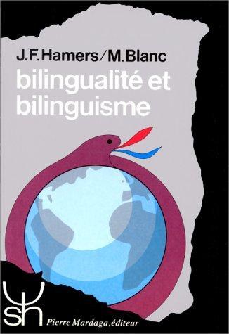 Download Bilingualité et bilinguisme