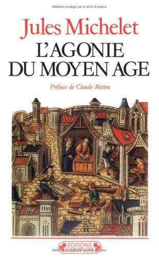 Download L' agonie du Moyen Age